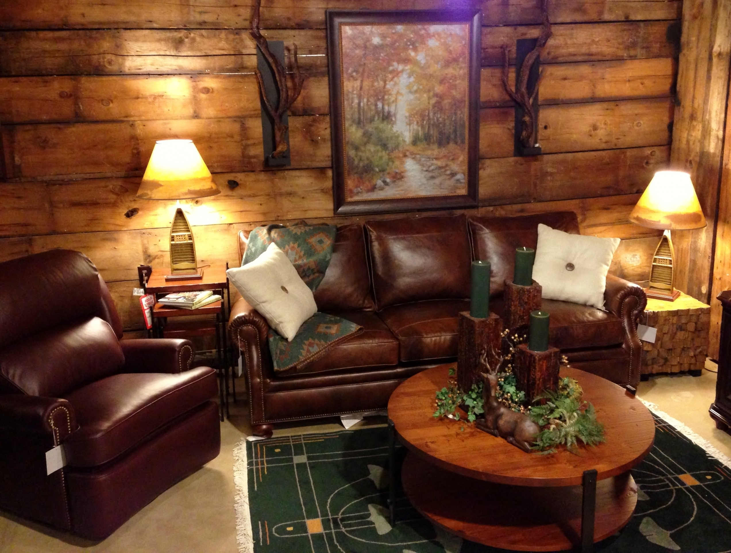 Rustic Living Room Table Lamps Throughout Famous Country Living Room Table Lamps (View 8 of 15)