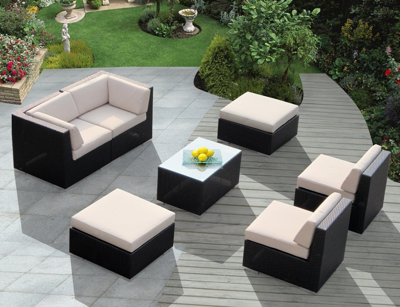 Featured Photo of Patio Conversation Sets With Covers