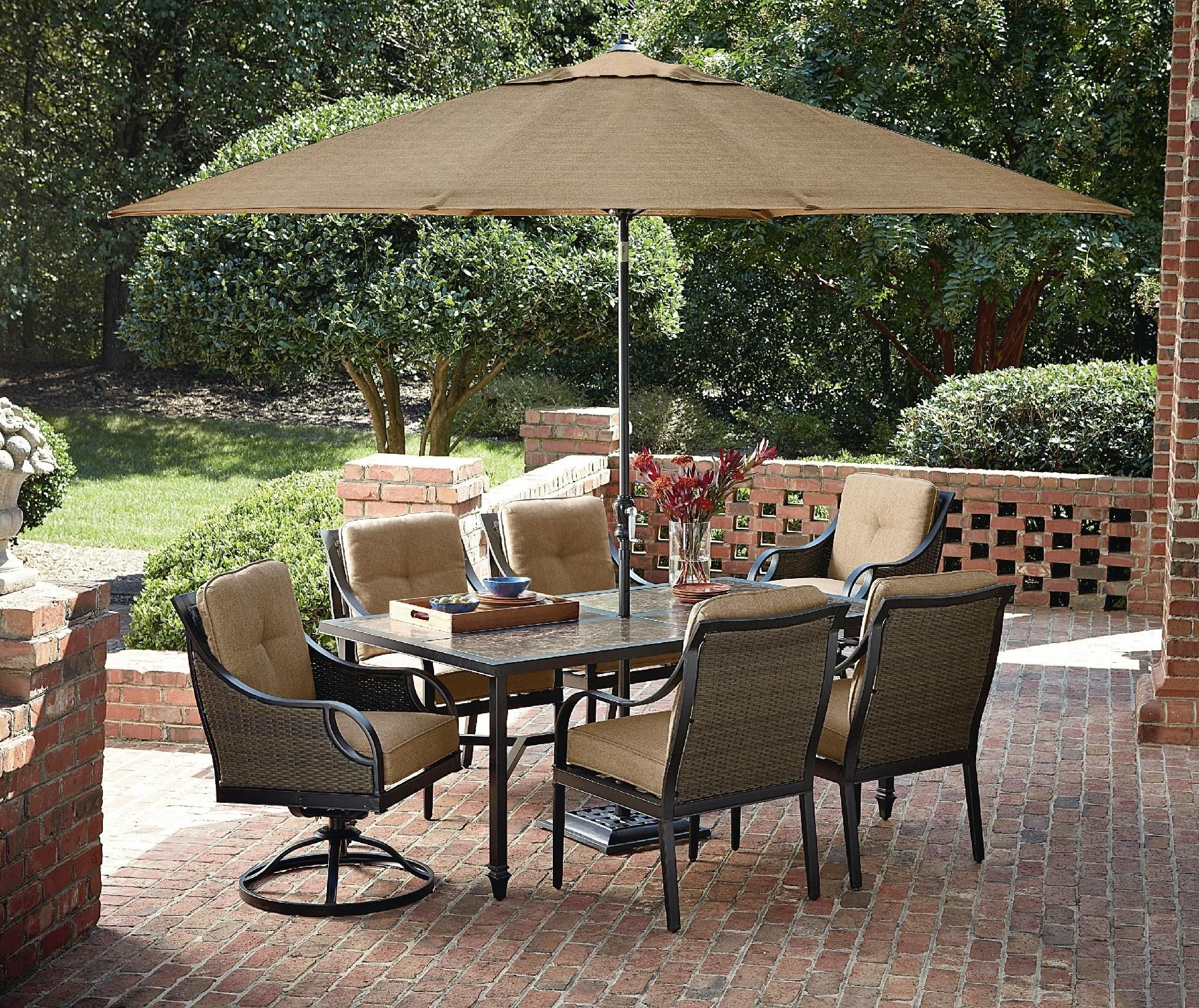 Sears Outdoor Patio Furniture Elegant Lazy Boy Outdoor Furniture Inside Best And Newest Lazy Boy Patio Conversation Sets (View 13 of 15)