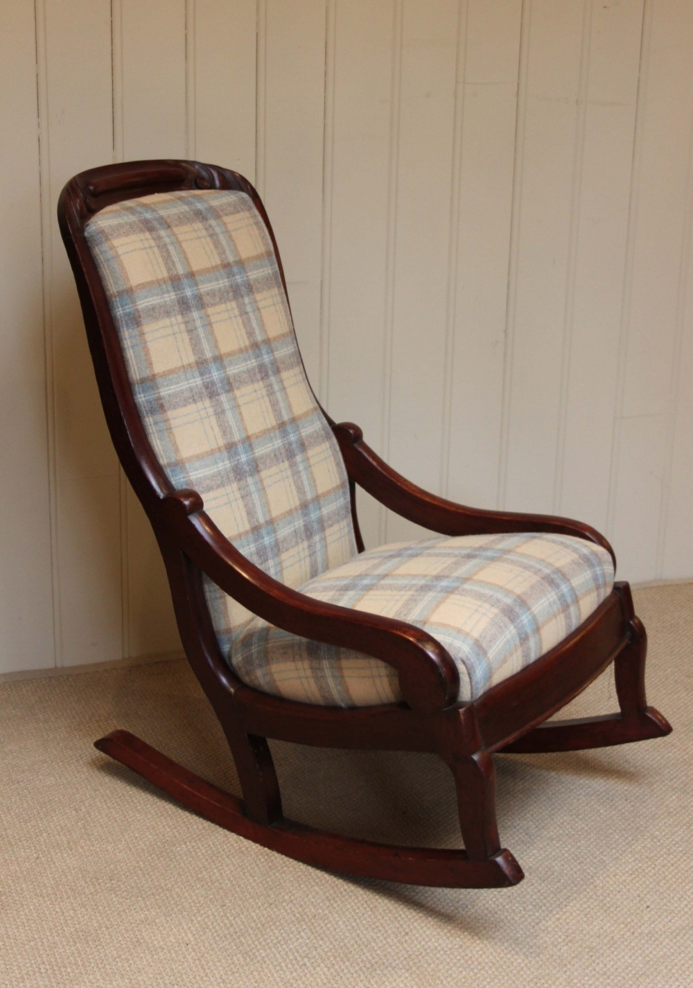 Sellingantiques Pertaining To Victorian Rocking Chairs (View 6 of 15)