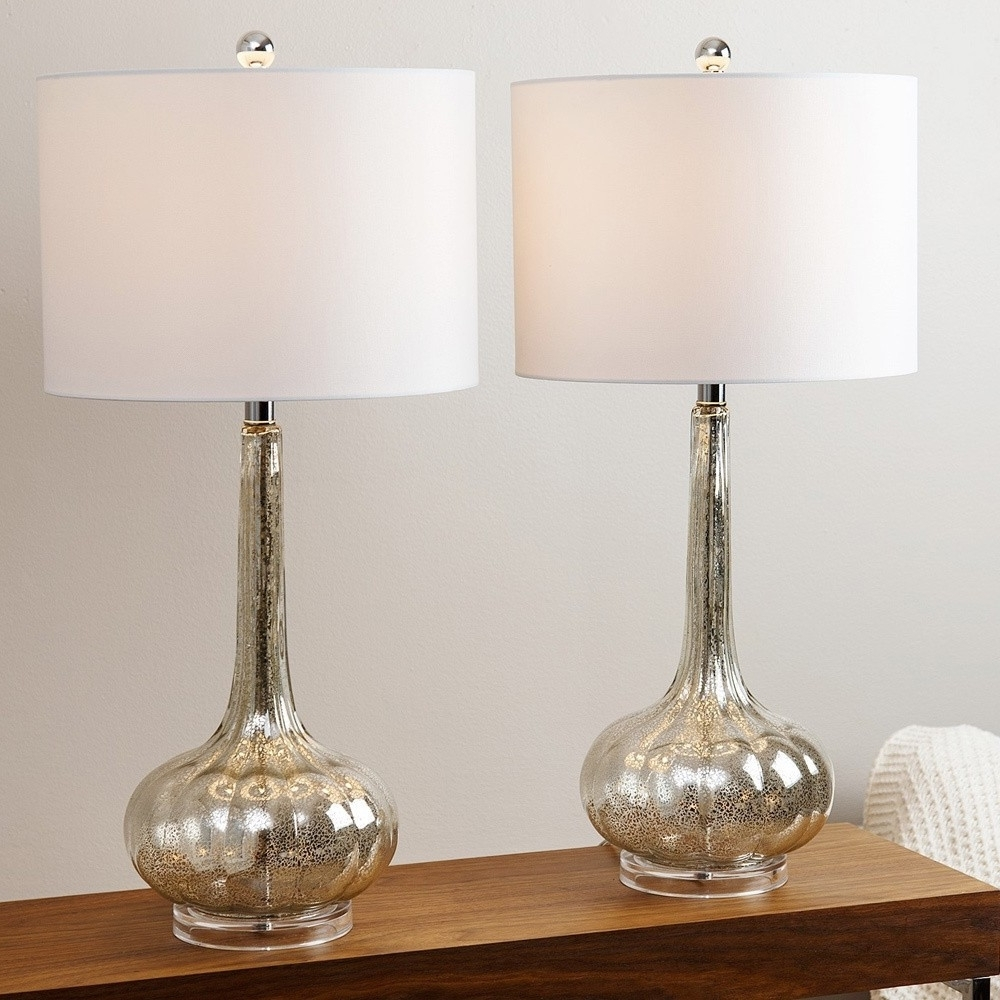 Set Of 2 Living Room Table Lamps Intended For Latest Bedroom Lamps Set Of 2 Living Room Table Lamp Sets – Arquivosja (View 3 of 15)
