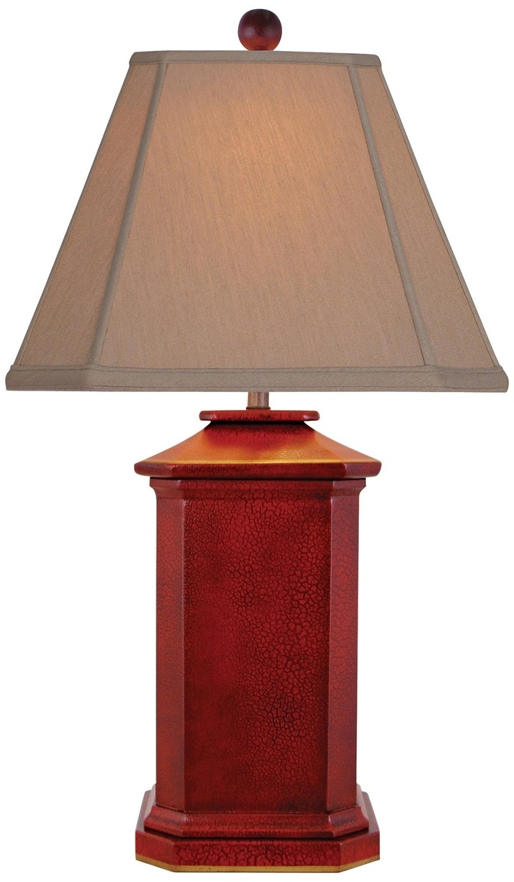 Shocking Ideas Red Table Lamps For Living Room Small Home Remodel Regarding Recent Red Living Room Table Lamps (View 12 of 15)
