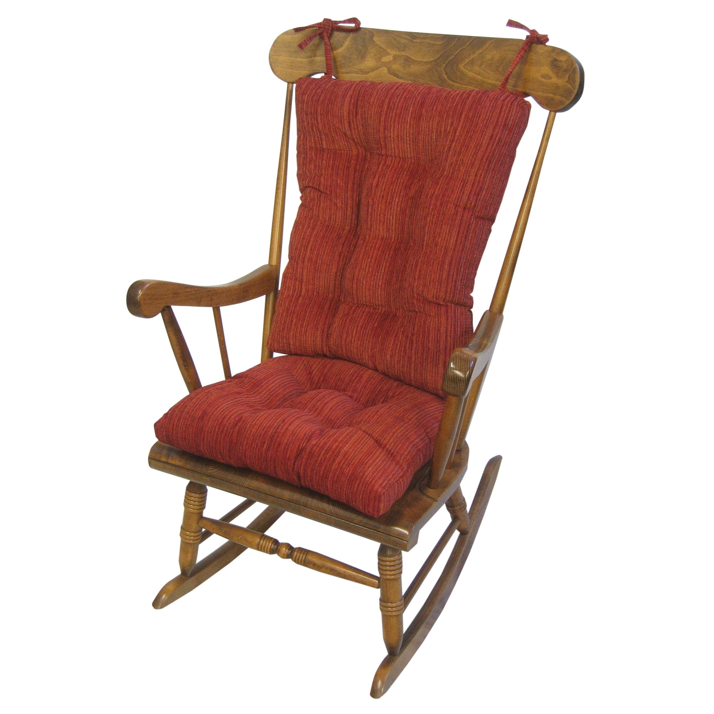 Shop Polar Garnet Red Xl Universal Rocking Chair Set – Free Shipping With Regard To Well Liked Xl Rocking Chairs (View 10 of 15)