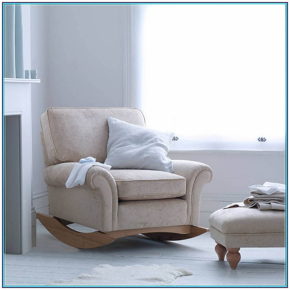 Sofa And Chair Gallery With Most Popular Rocking Chairs For Nursery (View 12 of 15)