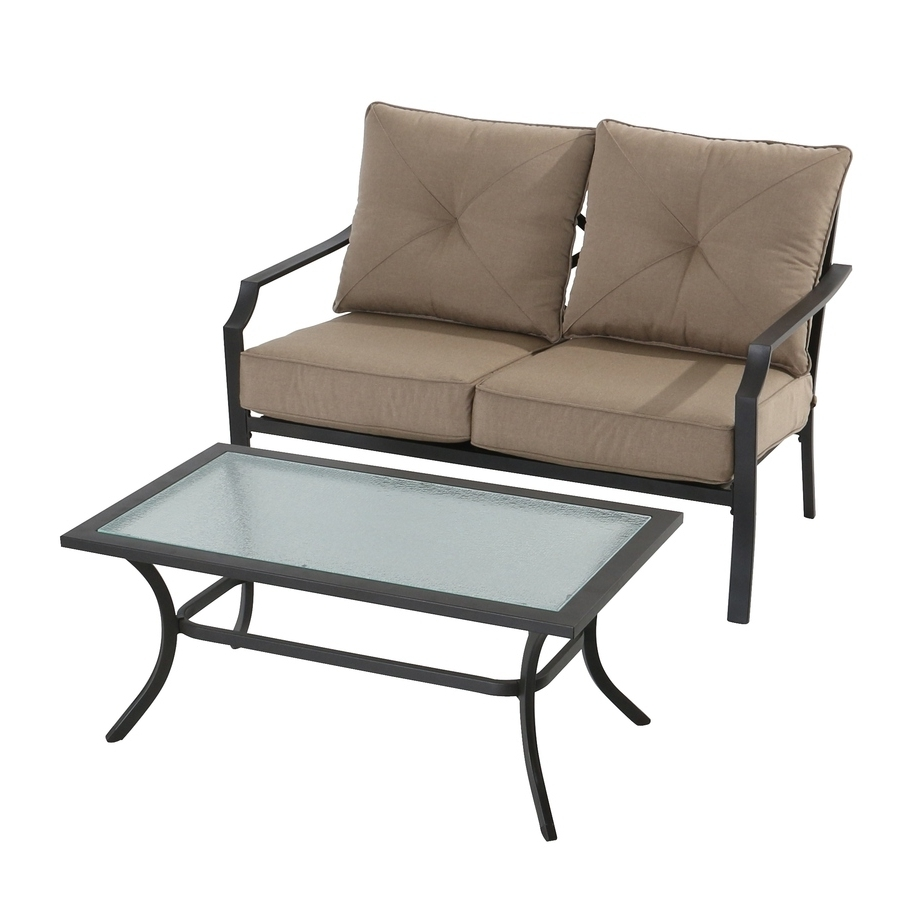 Featured Photo of Steel Patio Conversation Sets