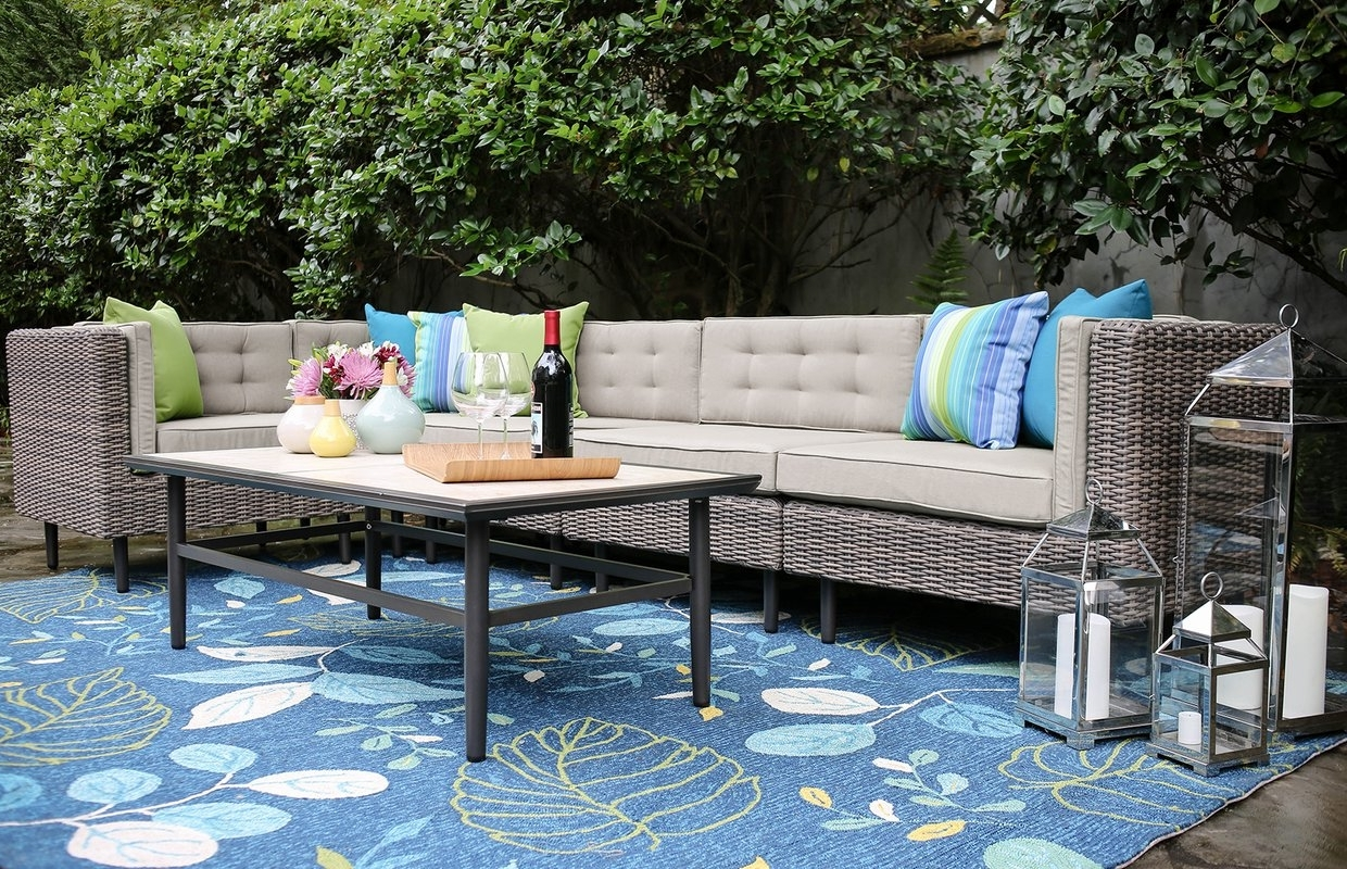 Sunbrella Patio Furniture You'll Love (View 15 of 15)