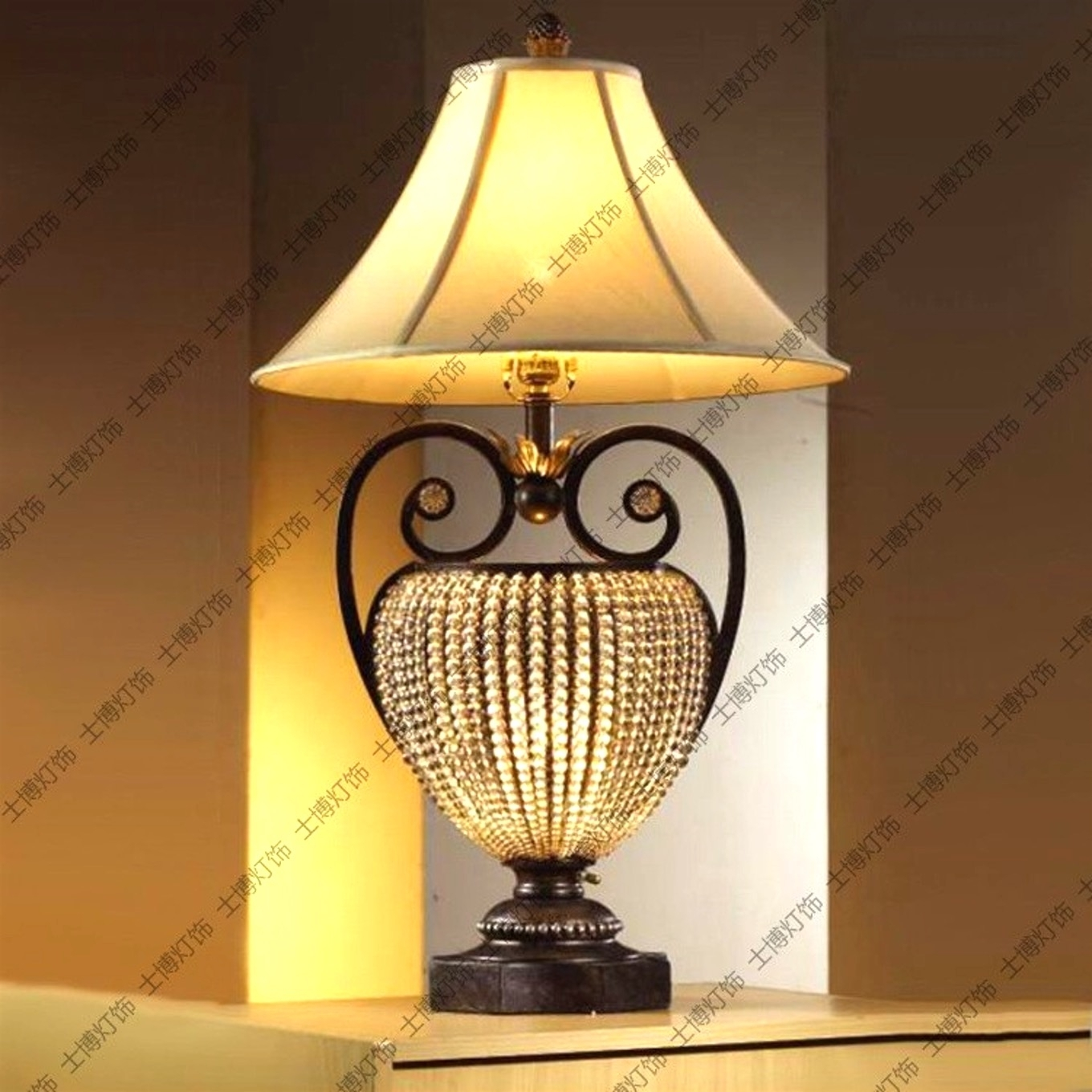 Table Lamps For Traditional Living Room Throughout Most Recently Released Furniture : Light Mainstays Floor Lamp Silver Walmart With Standing (View 11 of 15)