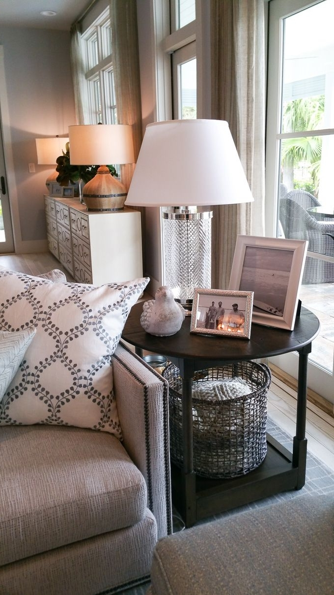 Tall Table Lamps For Living Room With 2017 Expert Lamp Tables For Living Room Tall Table Lamps Within Charming (View 10 of 15)