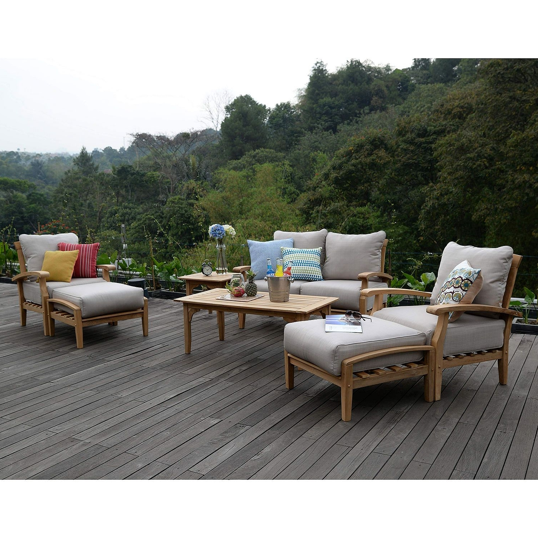 Teak Patio Conversation Sets Regarding Most Popular Sams Club Teak Patio Furniture – Home Design And Architecture Styles (View 14 of 15)