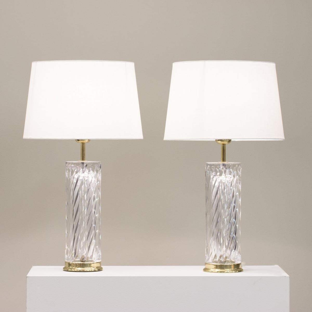 Top 58 Superb Tall Crystal Table Lamps Floor Lamp On Sale For Living Pertaining To 2017 Set Of 2 Living Room Table Lamps (View 5 of 15)