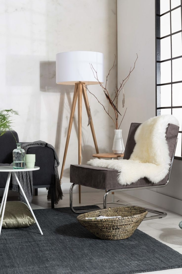 Top Tall Floor Lamps For Living Room Exquisite Design Lamp Home With Popular Small Living Room Table Lamps (View 11 of 15)