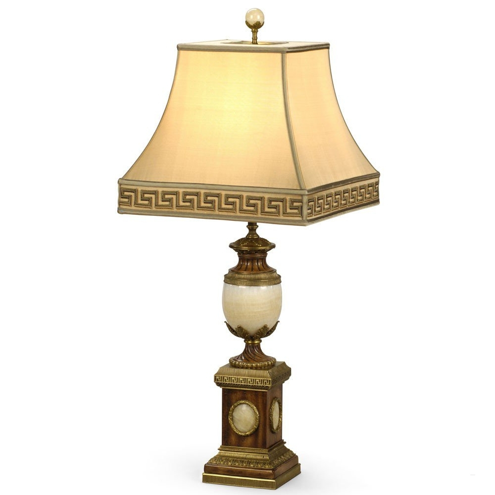 Traditional Table Lamps For Living Room Lovely Reproduction Antique Intended For Most Up To Date Antique Living Room Table Lamps (View 15 of 15)