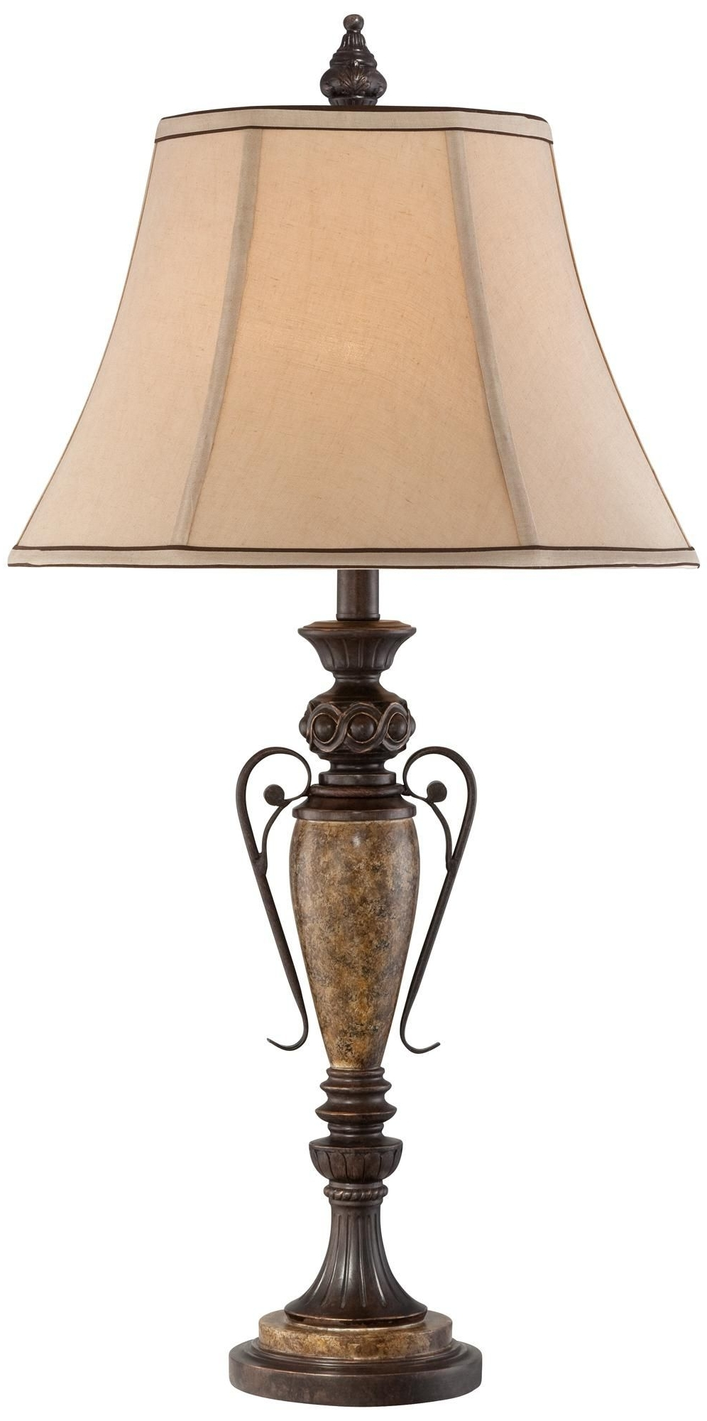 Featured Photo of Traditional Table Lamps For Living Room