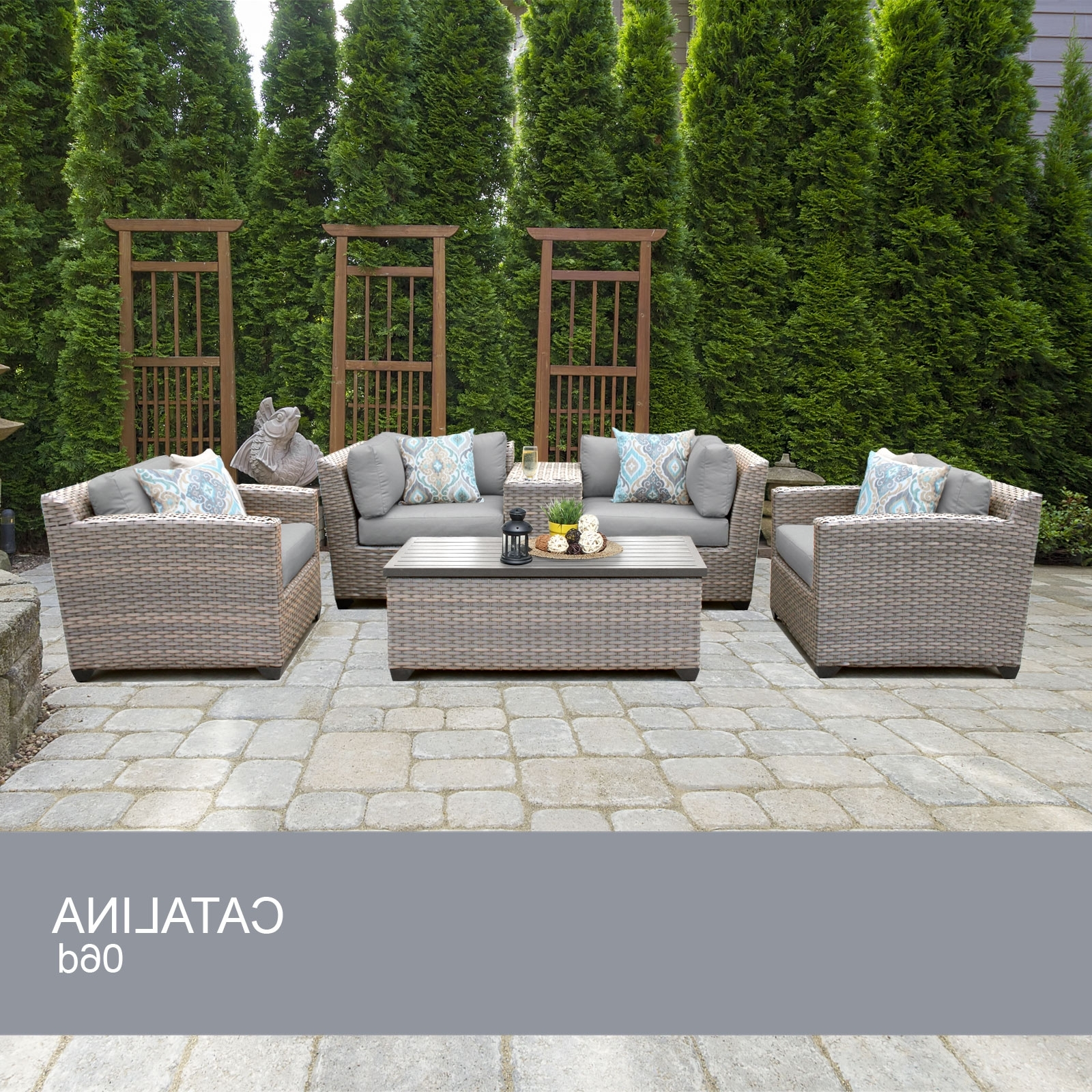 Trendy Ebay Patio Conversation Sets For Resin Wicker Patio Furniture – Airavata (View 9 of 15)