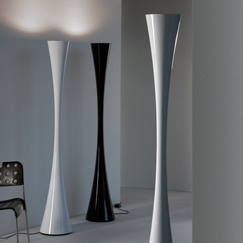 Unique Floor Lamps White — S3Cparis Lamps Design : Example Of Unique For Newest Unique Table Lamps Living Room (View 11 of 15)