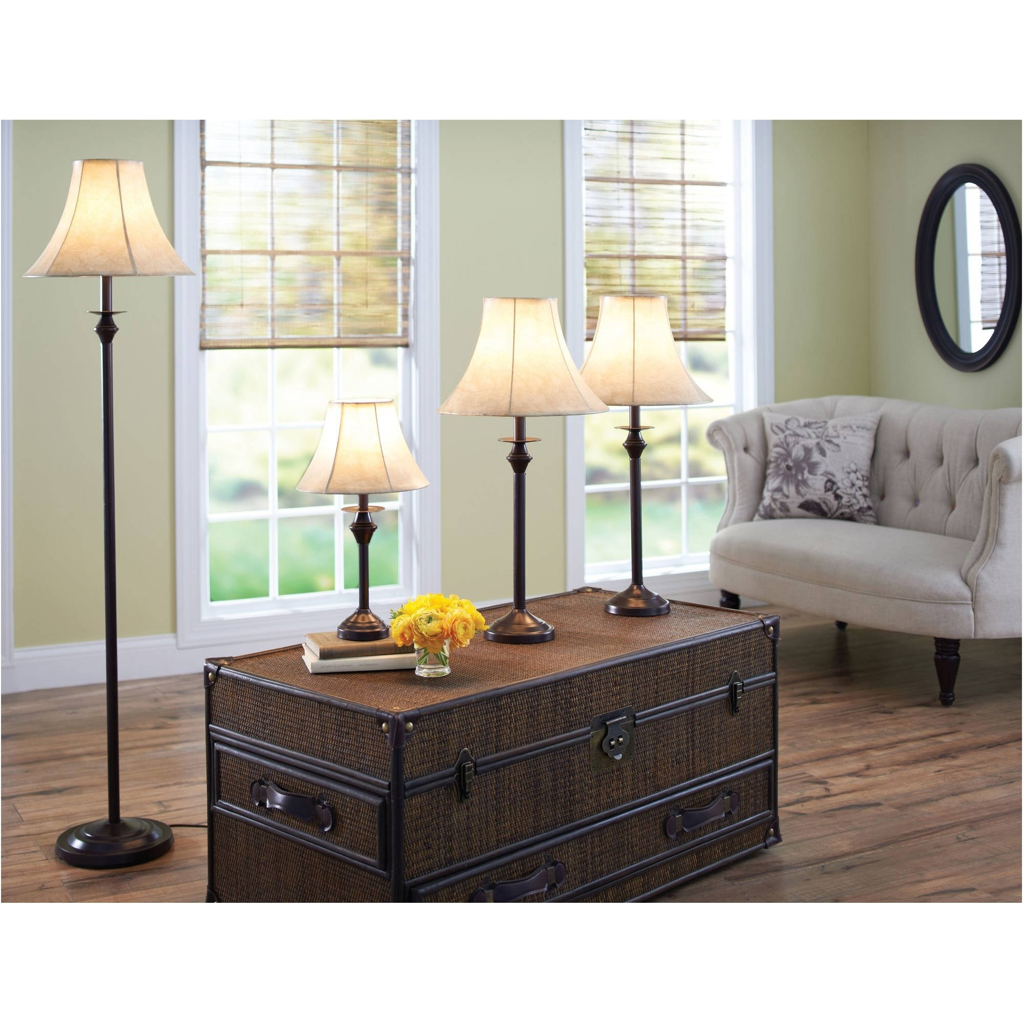 Walmart Living Room Table Lamps Throughout Recent Walmart Desk Fan Design Ideas On Perfect The Best 100 Bronze Table (View 15 of 15)