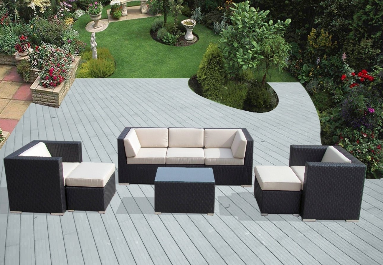 Wayfair Outdoor Patio Conversation Sets Inside Most Popular Wayfair Patio Furniture Couch Set Aluminum Sets With Outdoor (View 8 of 15)
