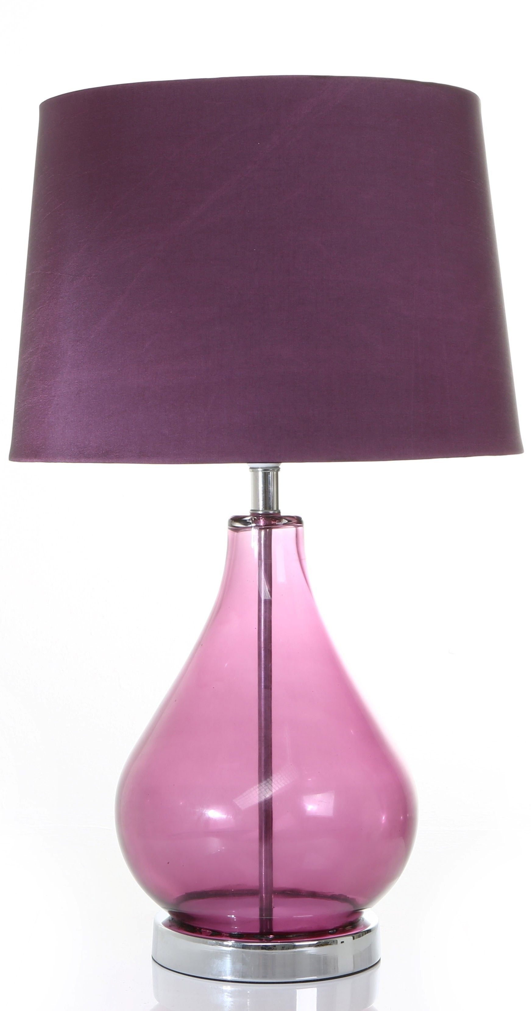 Well Known Amusing Modern Glass Table Lamp 28 Contemporary For Living Room Within Pink Table Lamps For Living Room (View 14 of 15)