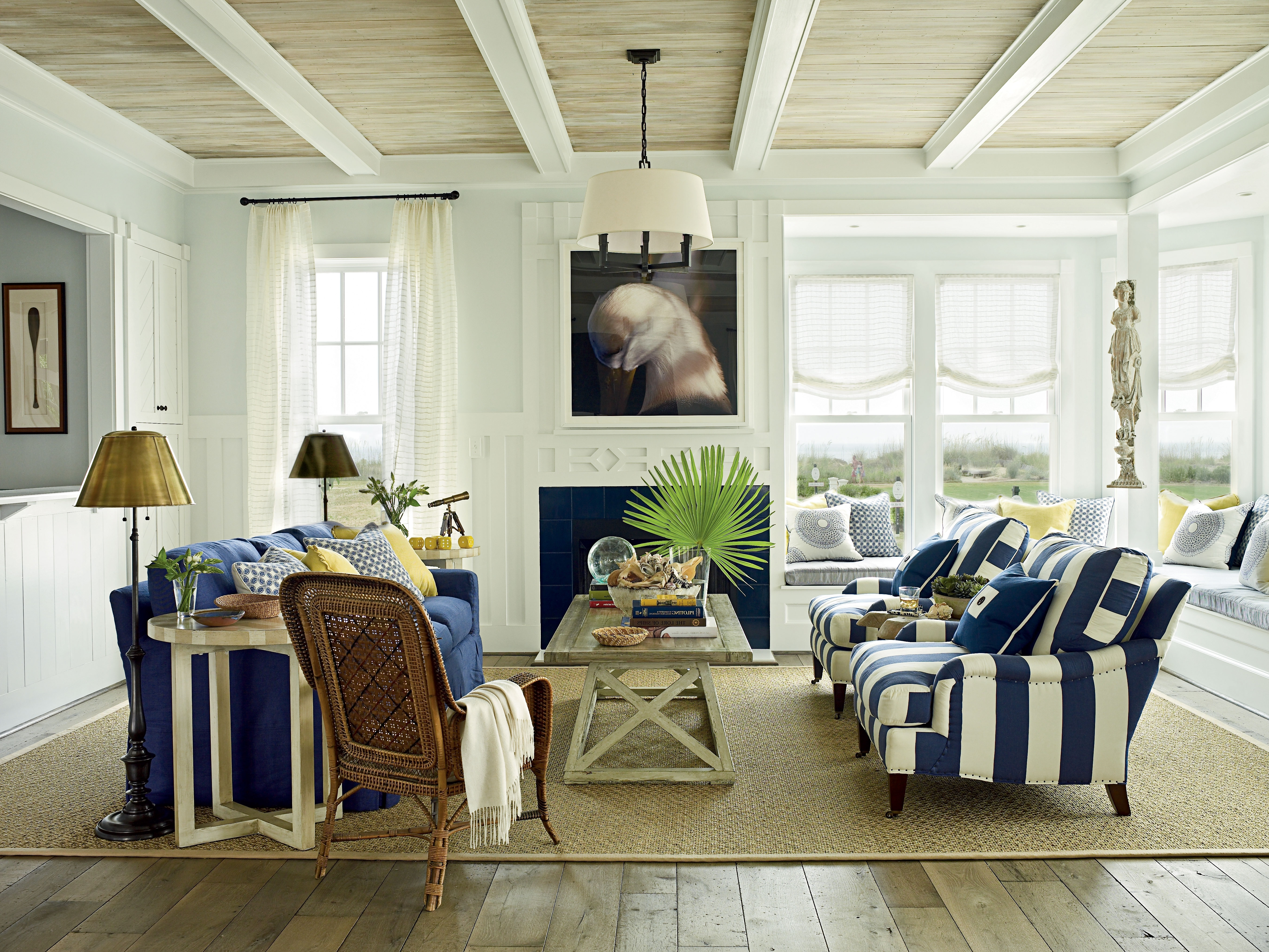 Well Known Coastal Living Room Table Lamps For Coastal Living Room Design (View 14 of 15)