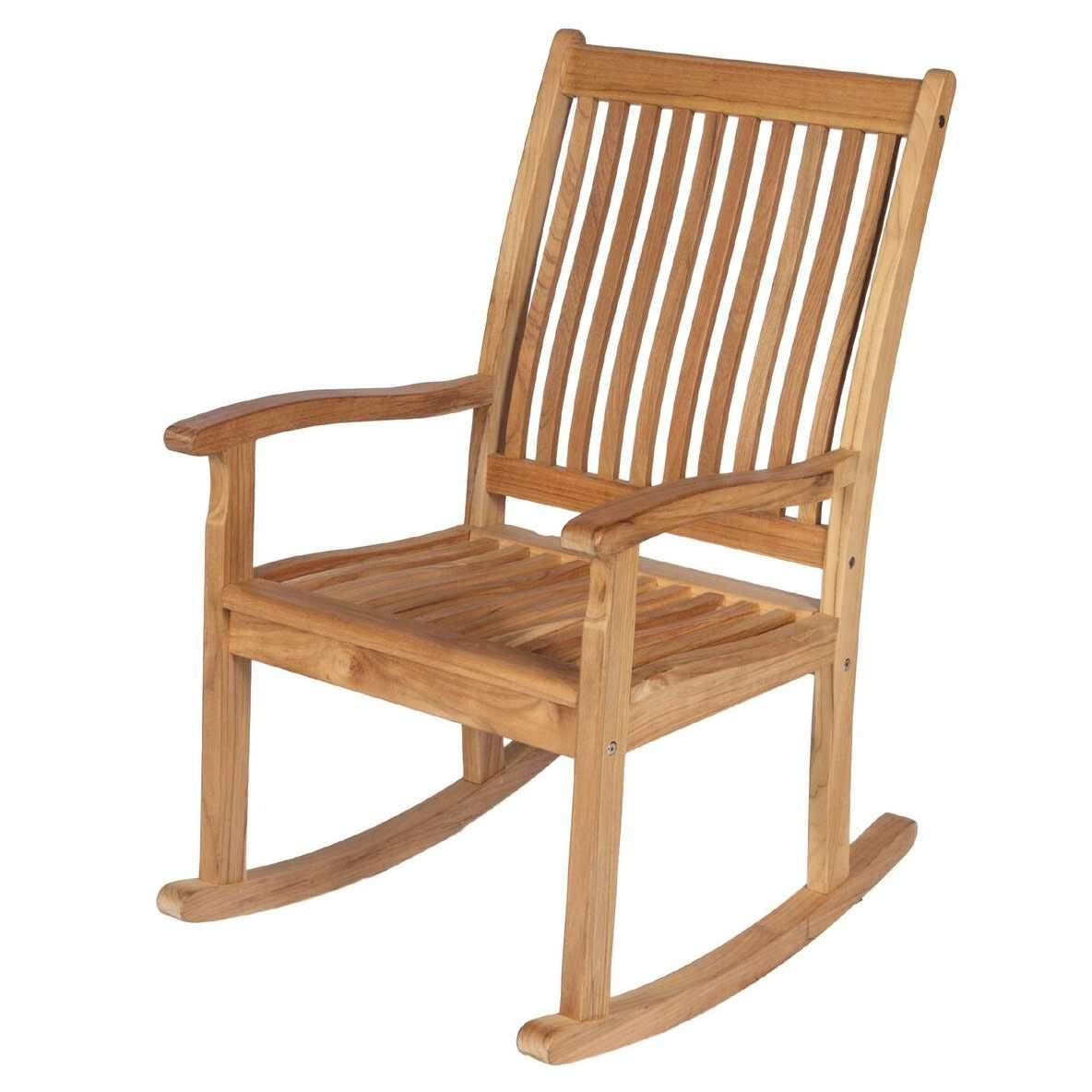 Well Known Highback Rocking Chair Within High Back Rocking Chairs (View 11 of 15)