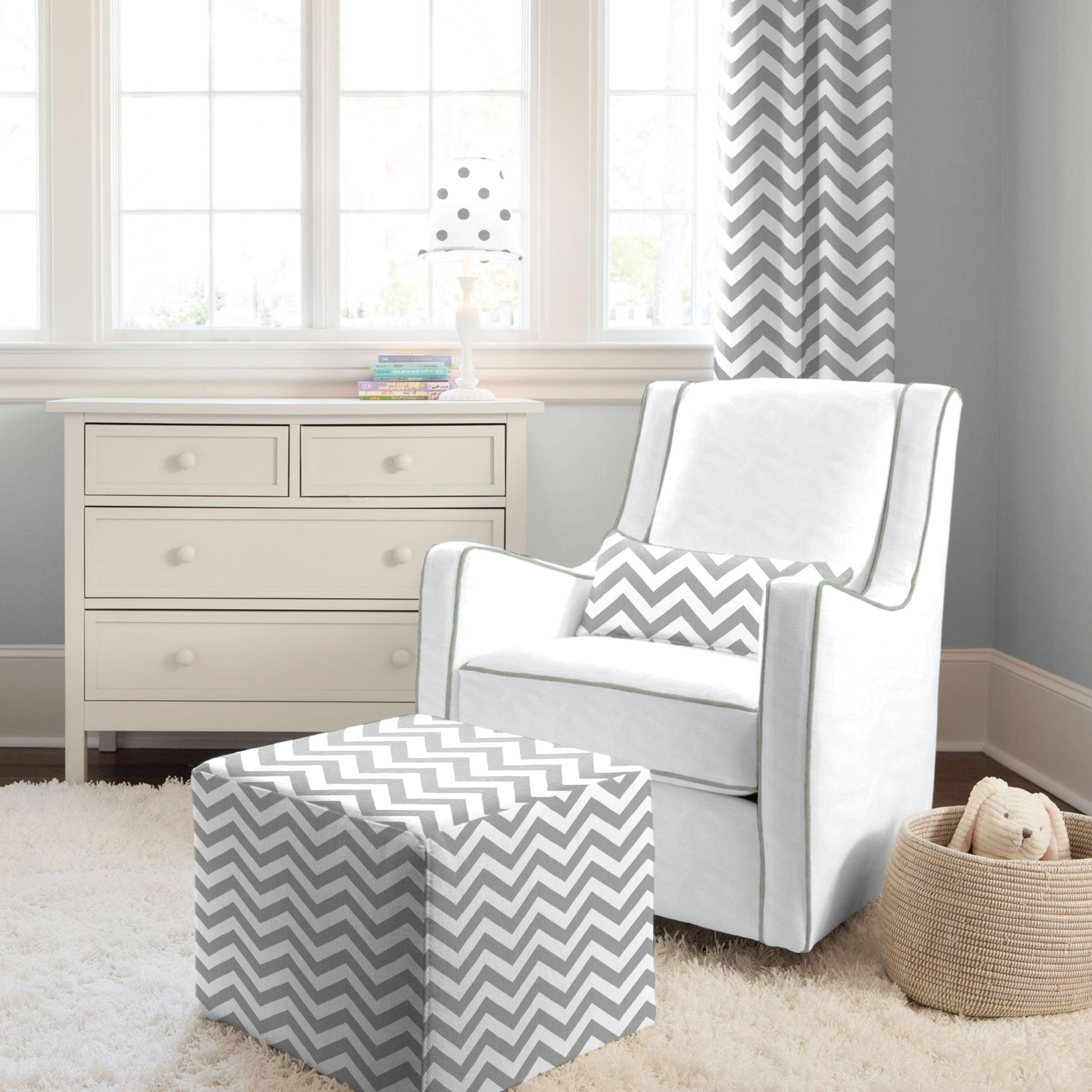 Well Known Living Room Furniture : Baby Rocking Chair Glider Glider Rocking With Rocking Chairs For Baby Room (View 10 of 15)