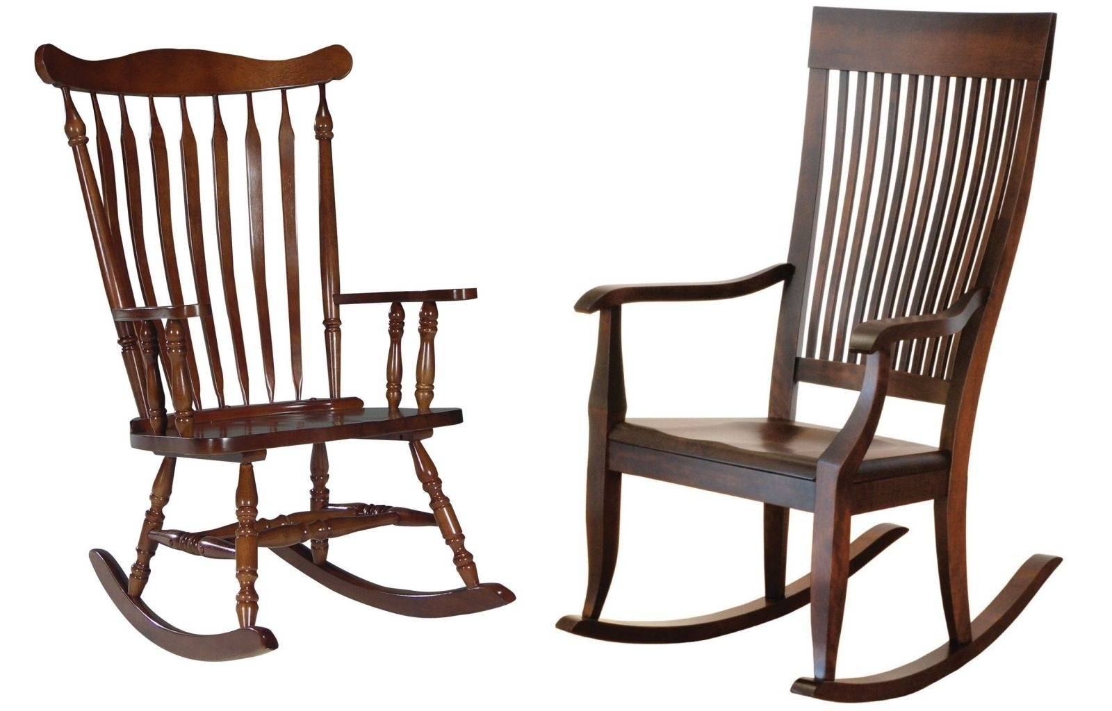Well Known Old Fashioned Rocking Chairs Throughout Rocking Chair At Modern Interior (View 14 of 15)