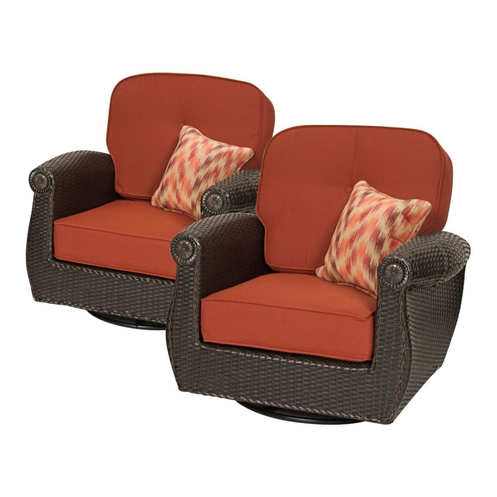 Well Known Swivel Rocking Chairs For Patio Outdoor Goods Rocker With Ottoman Throughout Patio Rocking Chairs With Ottoman (View 15 of 15)
