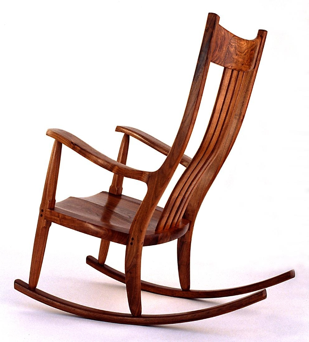 Well Known Unique Outdoor Rocking Chairs With Regard To Wood Rocking Chair Indoor – Wood Rocking Chair Buying Considerations (View 14 of 15)