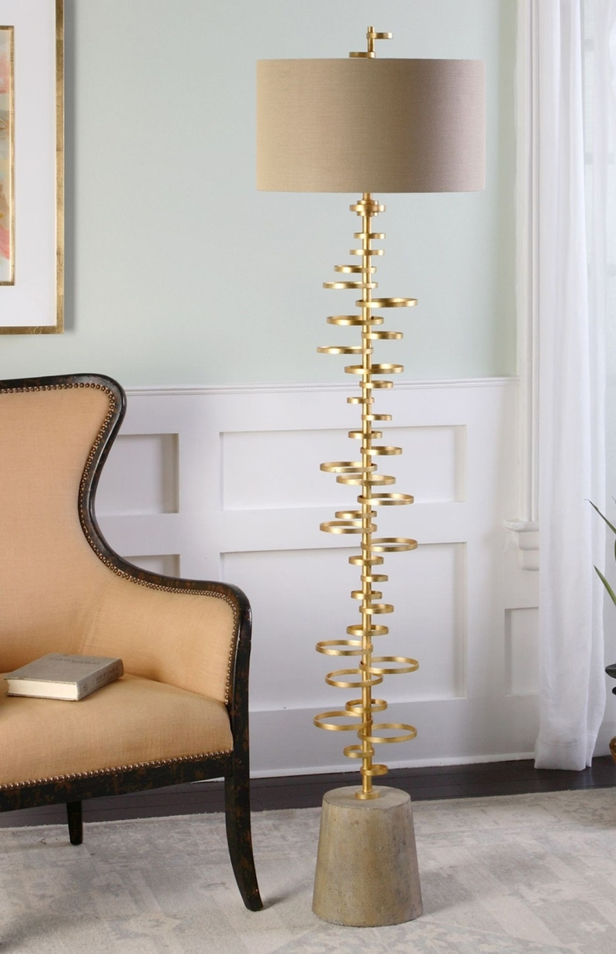 Well Known Wayfair Living Room Table Lamps Throughout Lamp : Modernloor Lampsor Living Room Wayfair With Table Tray Gold (View 13 of 15)