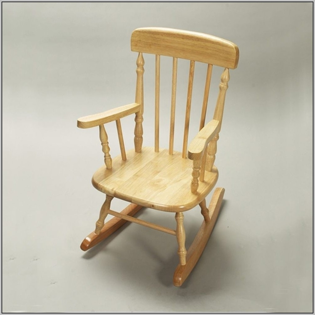Well Liked Ireland Rocking Chairs Regarding Childrens Wooden Rocking Chairs Ireland – Chairs : Home Decorating (View 14 of 15)