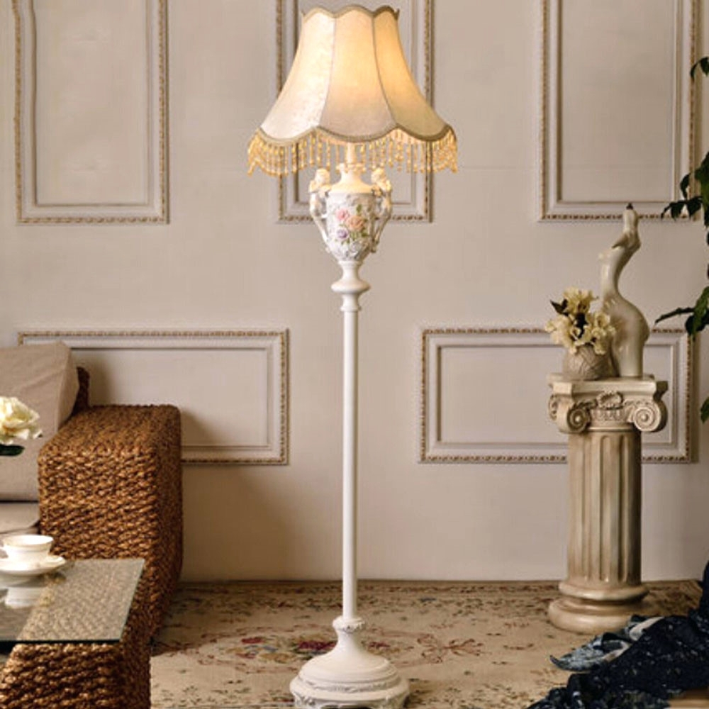 Well Liked Lamp : Country Style Table Lamps Awesome Fantastic Standing Elegant Inside Country Style Living Room Table Lamps (View 14 of 15)