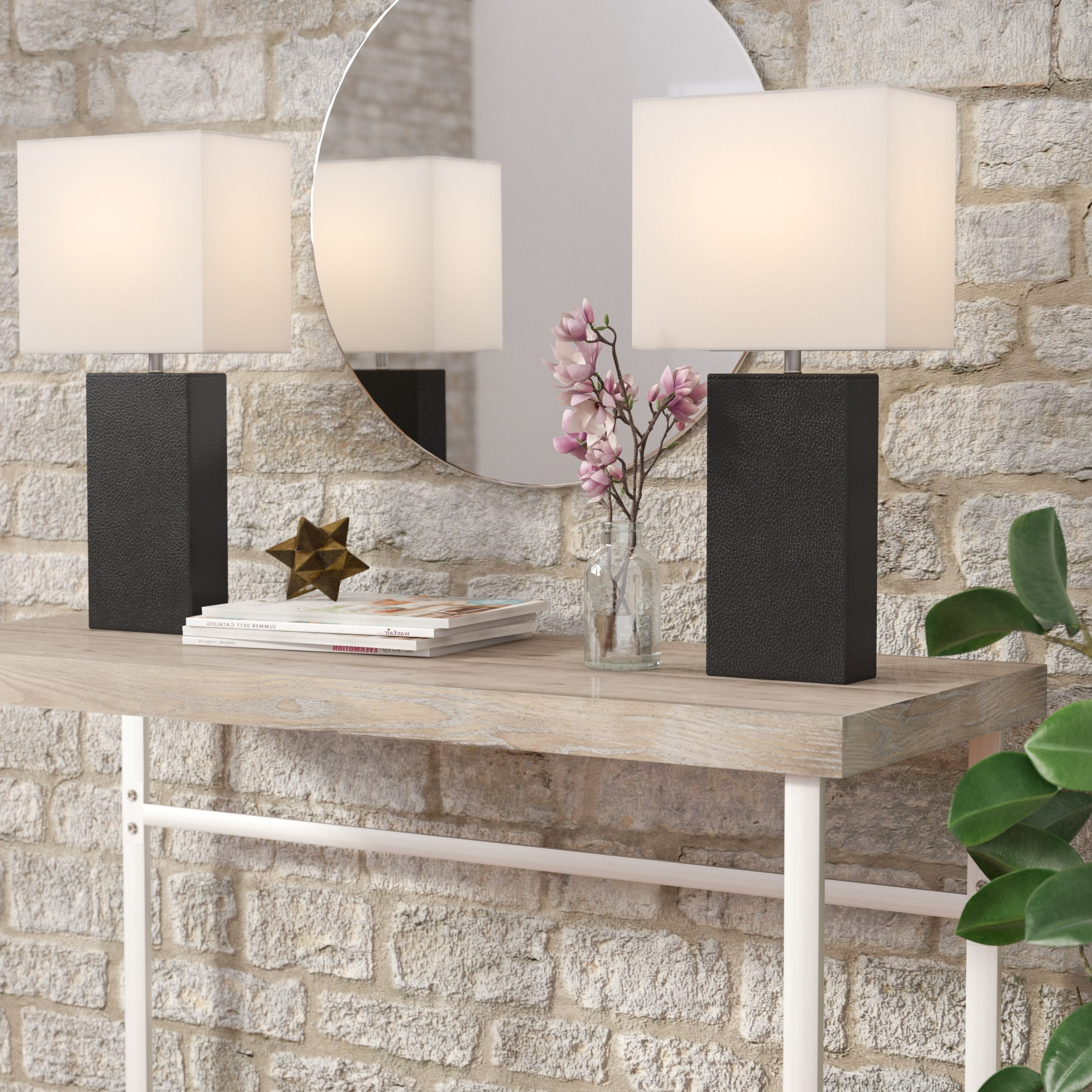 Well Liked Table Lamps For Living Room Regarding Table Lamps You'll Love (View 5 of 15)
