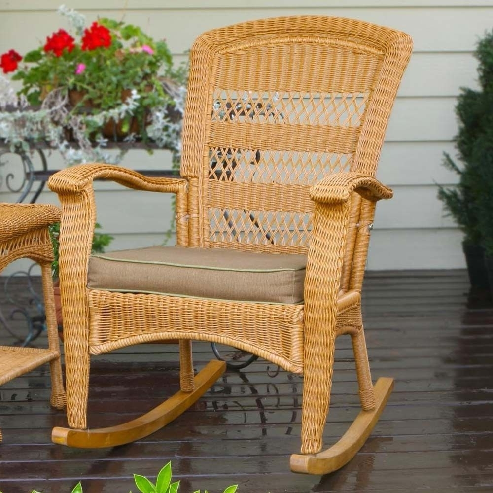 Wicker And Wrought (View 15 of 15)