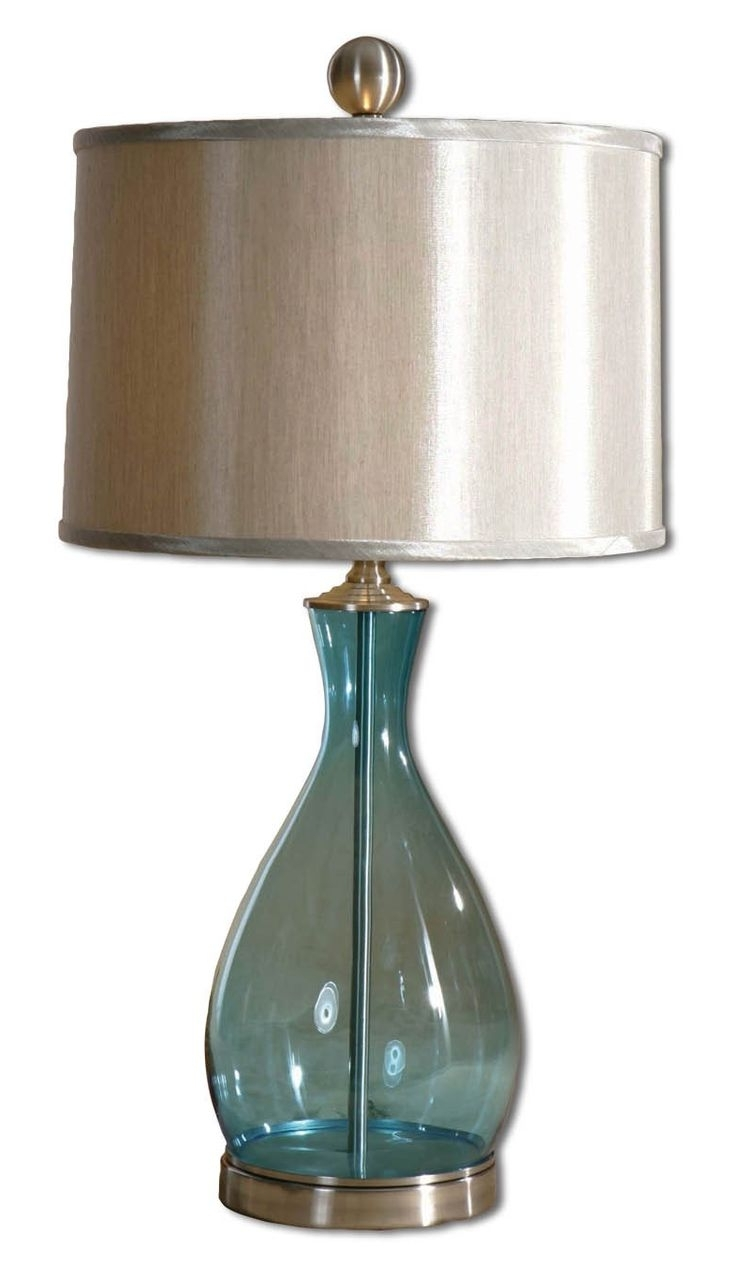 Widely Used Blue Table Lamps For Living Room – Living Room Ideas Pertaining To Teal Living Room Table Lamps (View 15 of 15)