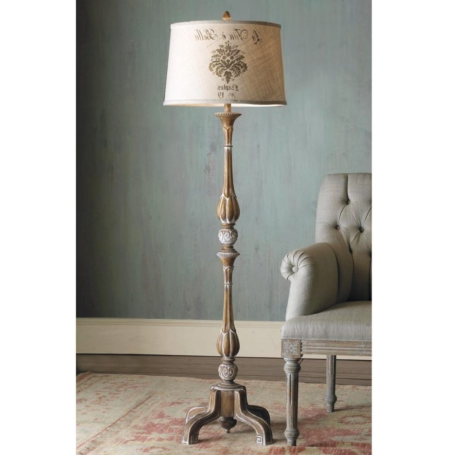 Featured Photo of Country Style Living Room Table Lamps