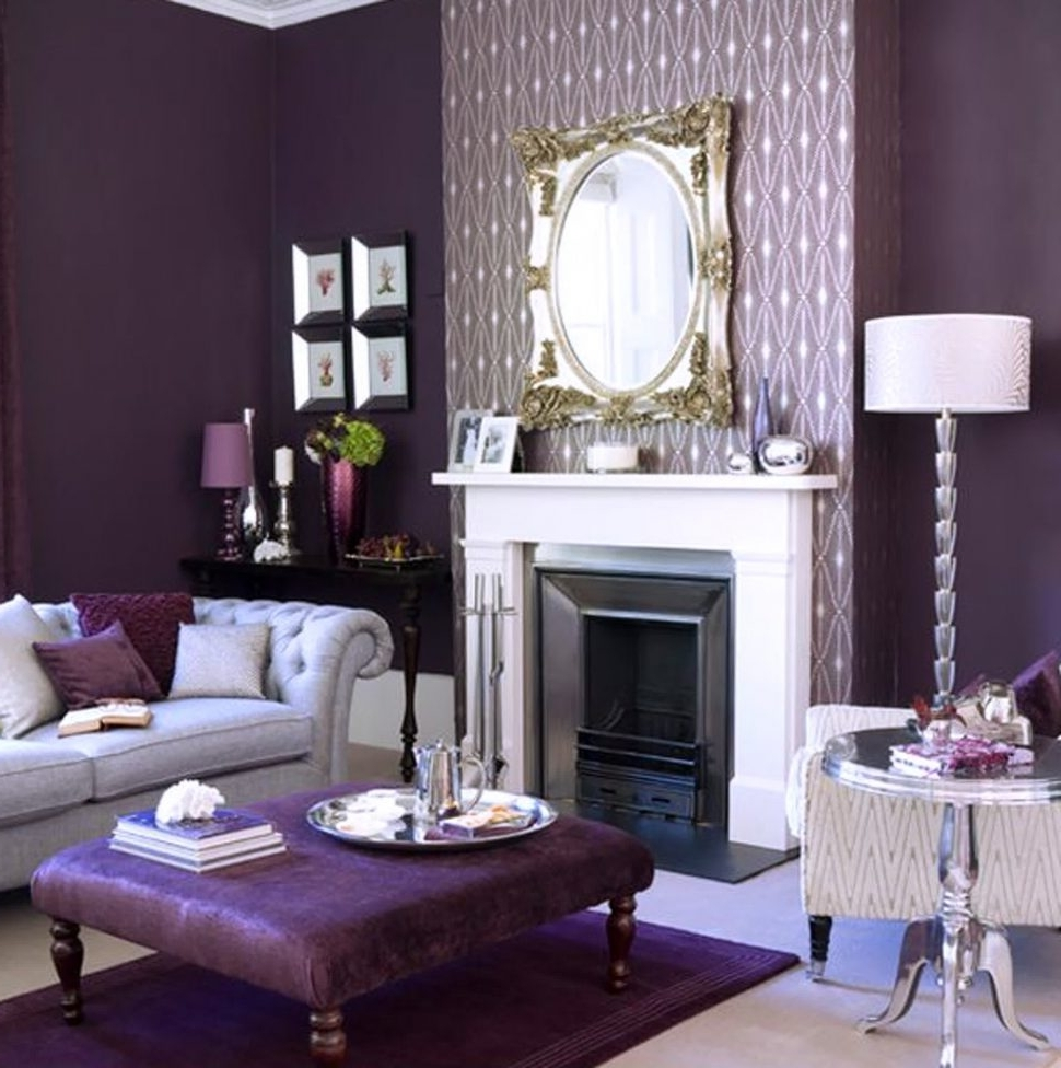 Widely Used Livingroom : Astounding Best Of Purple Living Room Chairs Photos Throughout Purple Living Room Table Lamps (View 10 of 15)