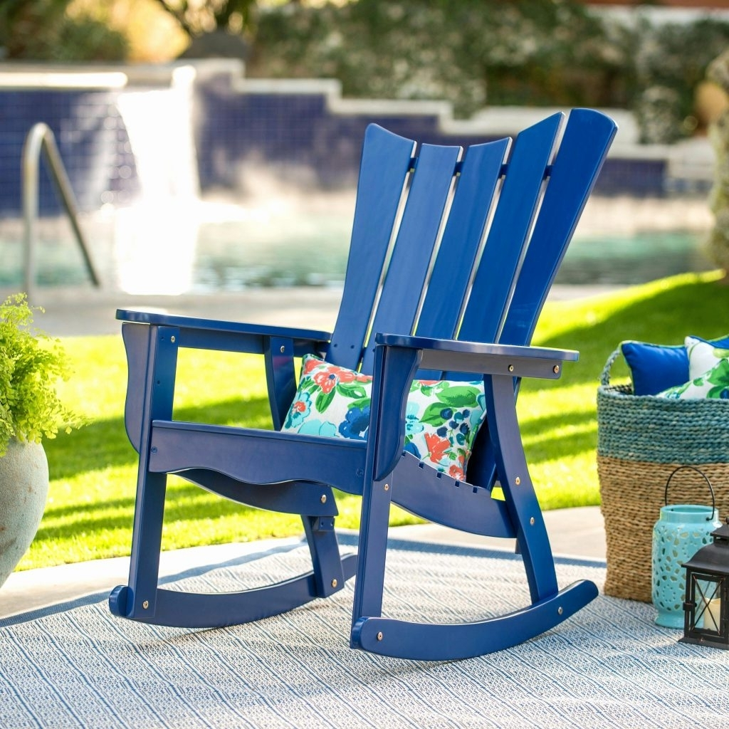 Widely Used Outdoor Vinyl Rocking Chairs – Sudaak With Outdoor Vinyl Rocking Chairs (View 15 of 15)