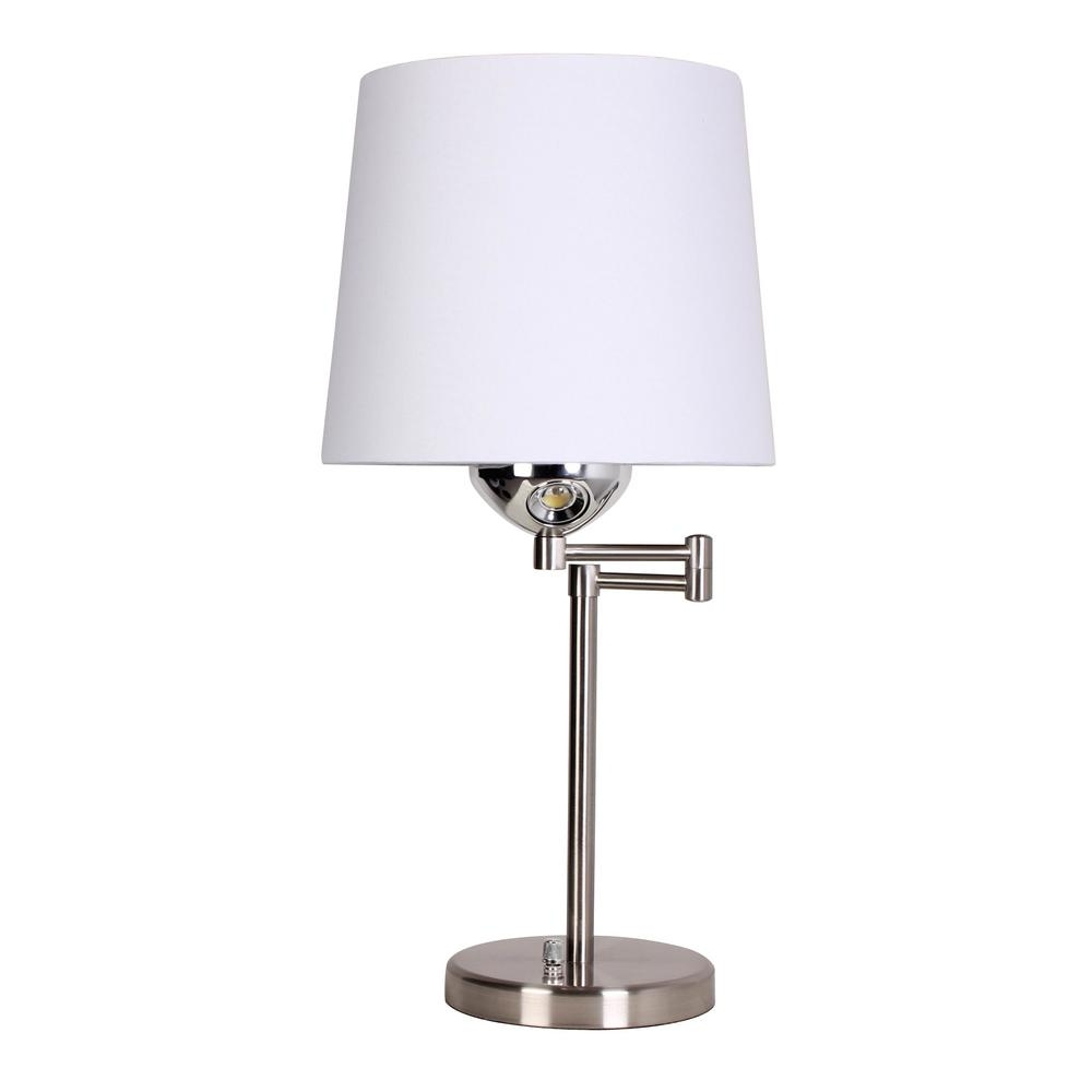Wonderful Table Lamps At Lowes For Living Room Outdoor Home Depot With 2017 Living Room Table Lamps At Home Depot (View 5 of 15)