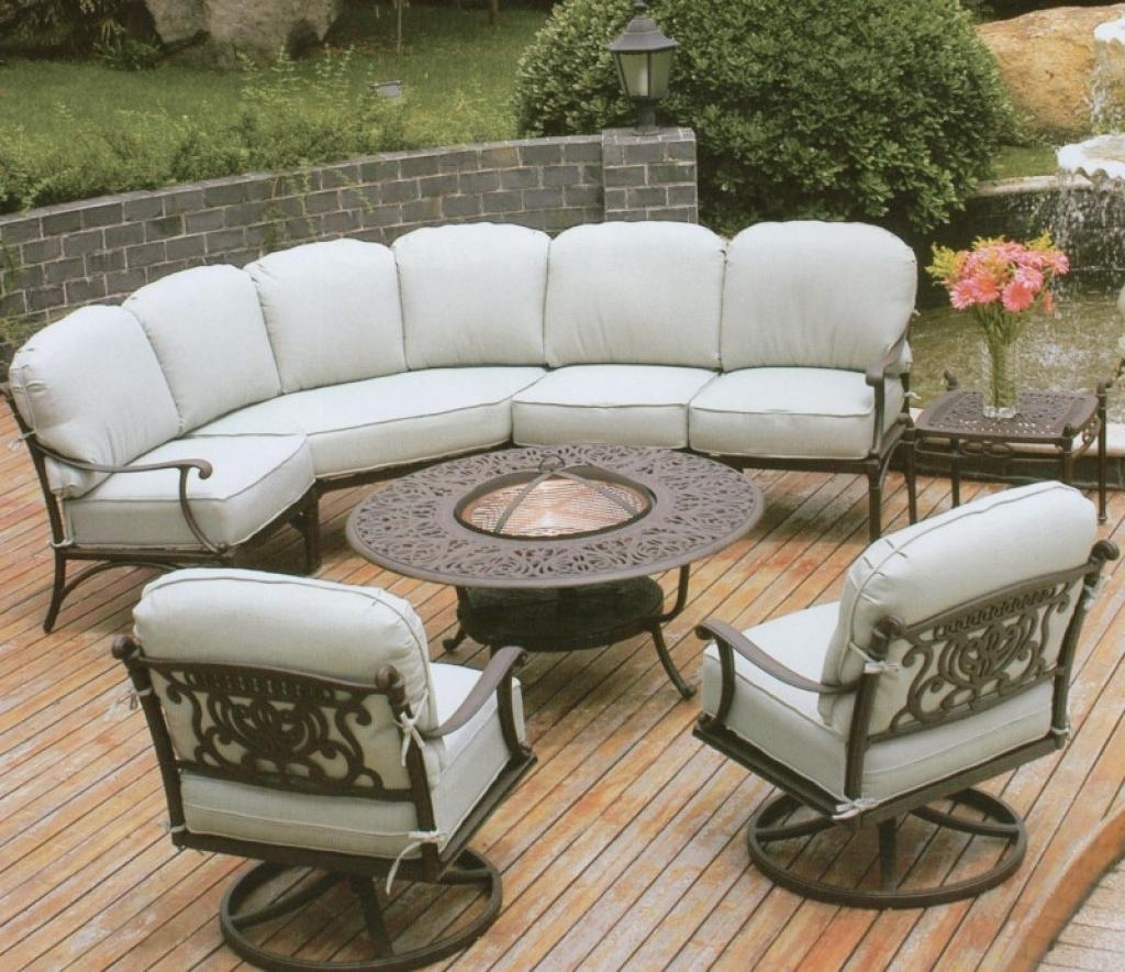 Wrought Iron Patio Conversation Sets For Fashionable White Wrought Iron Garden Furniture Delighful Garden Furniture (View 12 of 15)