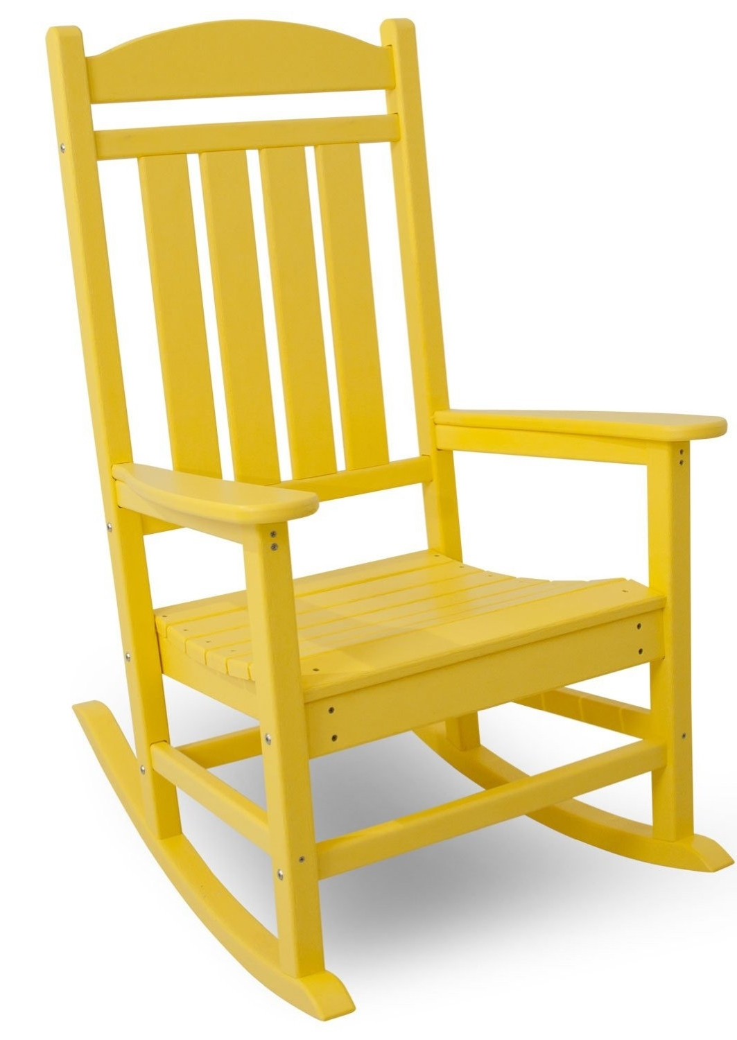 Yellow Outdoor Rocking Chairs With 2017 Best Yellow Rocking Chair Review (View 15 of 15)