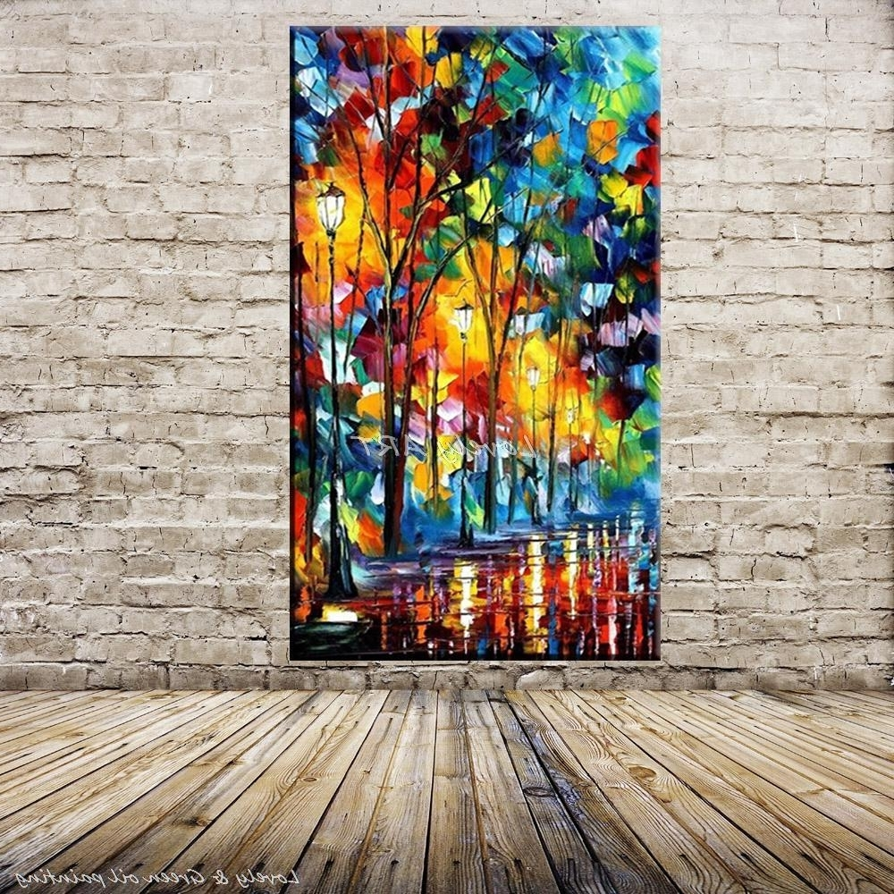 [%100% Handpainted Wall Art Modern Abstract Paintings Rain Tree Road Inside Favorite Modern Abstract Painting Wall Art|Modern Abstract Painting Wall Art Inside Most Recently Released 100% Handpainted Wall Art Modern Abstract Paintings Rain Tree Road|Most Up To Date Modern Abstract Painting Wall Art Intended For 100% Handpainted Wall Art Modern Abstract Paintings Rain Tree Road|Latest 100% Handpainted Wall Art Modern Abstract Paintings Rain Tree Road For Modern Abstract Painting Wall Art%] (View 1 of 15)