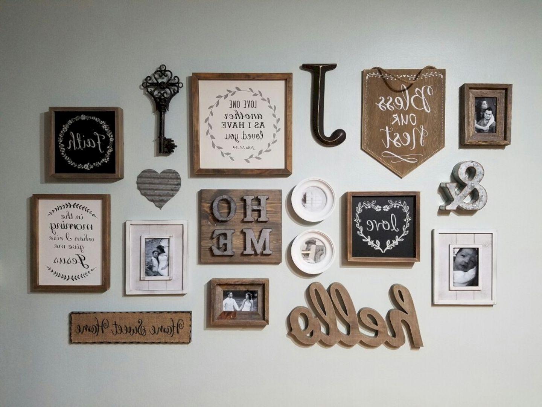 109 Wonderful Diy Rustic Wall Decor Ideas (Gallery 9 of 15)