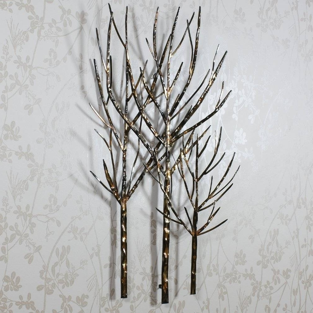 18 Collection Of Metal Wall Art Trees And Branches Simple Throughout 2018 Metal Wall Art Trees (View 5 of 15)