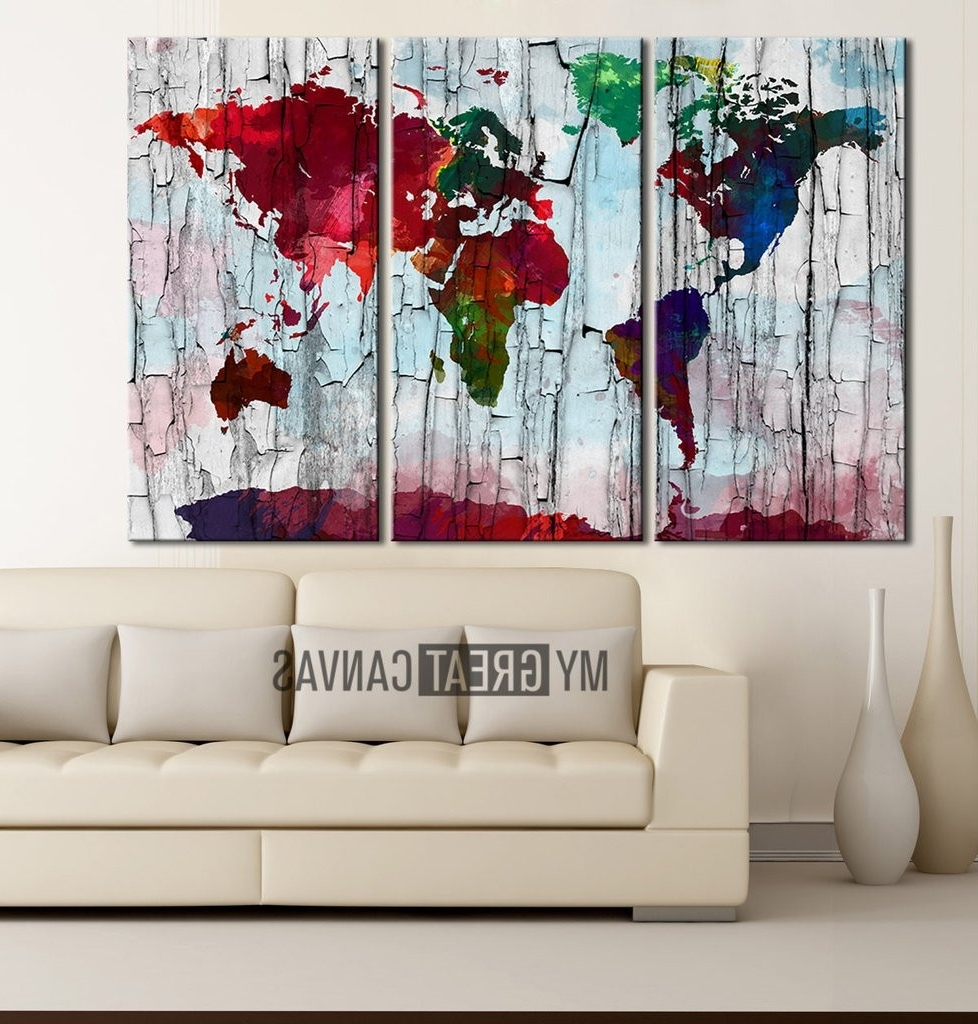 19 Unique Oversized Canvas Wall Art Cheap (View 6 of 15)
