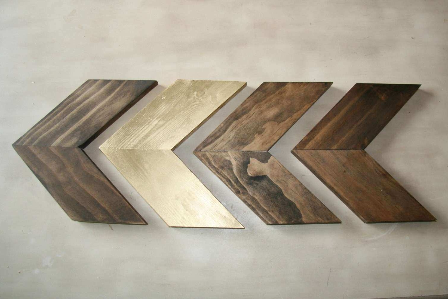 2017 Arrow Wall Decor Unique Wood Chevron Arrows Wood Arrow Wall Art In Arrow Wall Art (View 1 of 15)