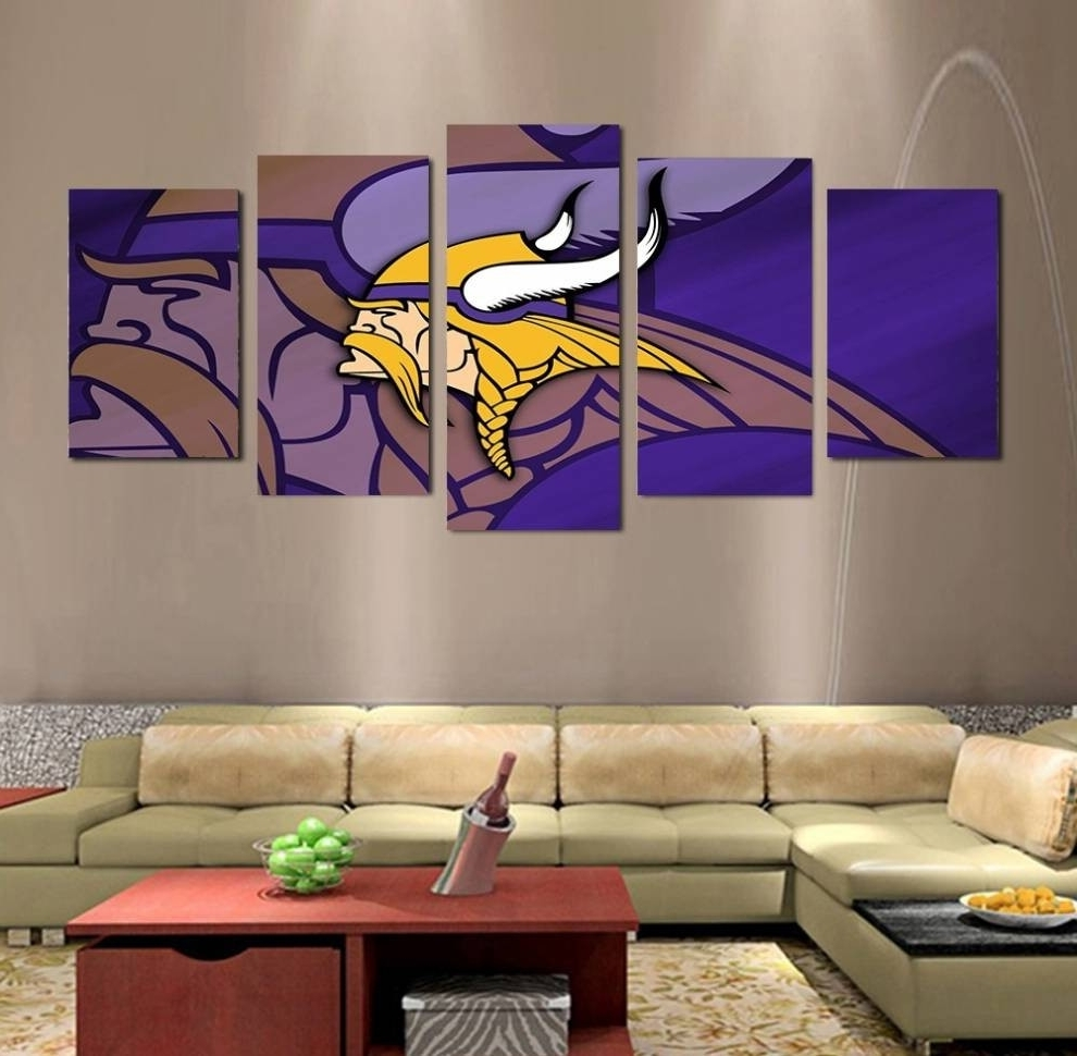 2017 Articles With Nfl Canvas Wall Art Target Tag Images For 17 With Nfl Wall Art (View 4 of 15)