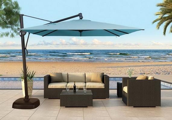 Featured Photo of Cheap Patio Umbrellas