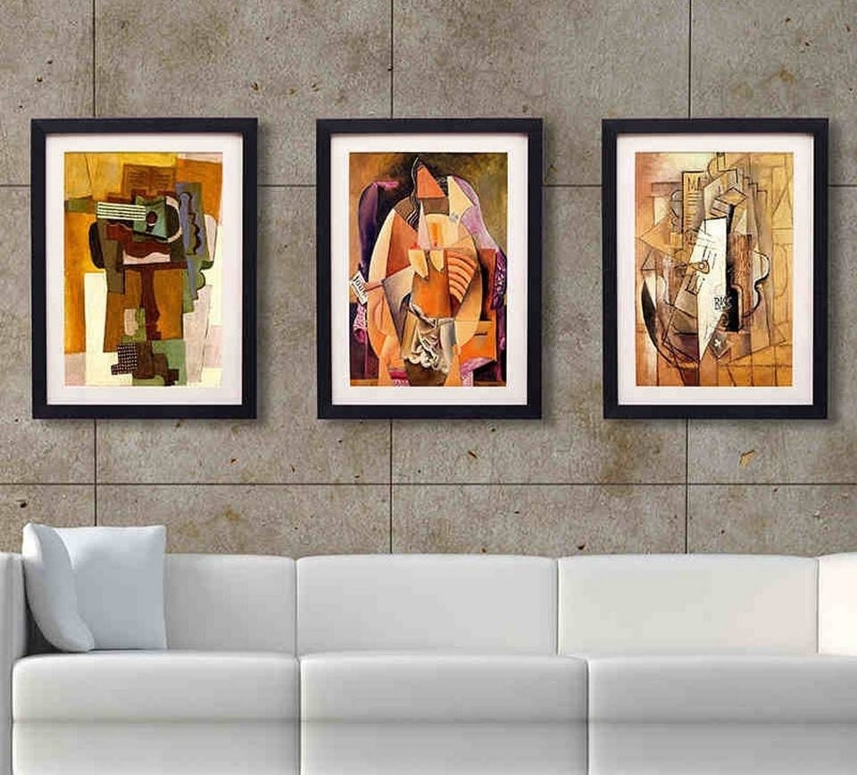 2017 Extra Large Framed Wall Art – Blogtipsworld Within Cheap Framed Wall Art (View 2 of 15)