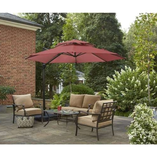 2017 Lovely Patio Umbrellas Lowes (View 1 of 15)