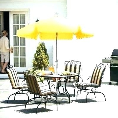 2017 Patio Umbrellas With Table In Patio Umbrella Sale Table Umbrellas On Sale Best Home And Garden (View 1 of 15)